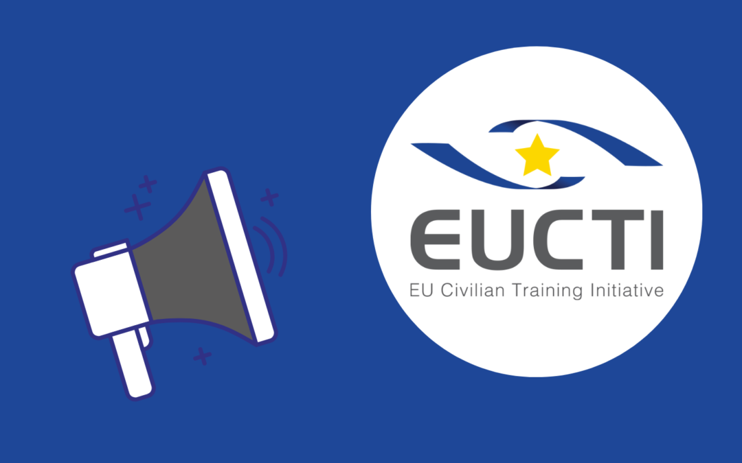 EUCTI Progress Update and Upcoming Activities